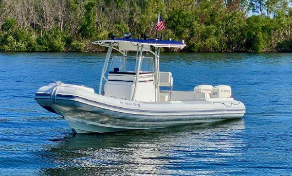 Used Flexboat SR760LL Tender Boat For Sale