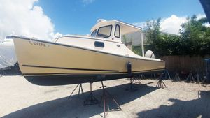 Used Seaway 24 Hardtop Sport Downeast Fishing Boat For Sale