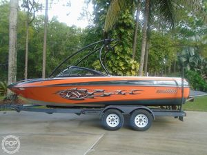 Used Malibu 21VLX Wakesetter Ski and Wakeboard Boat For Sale