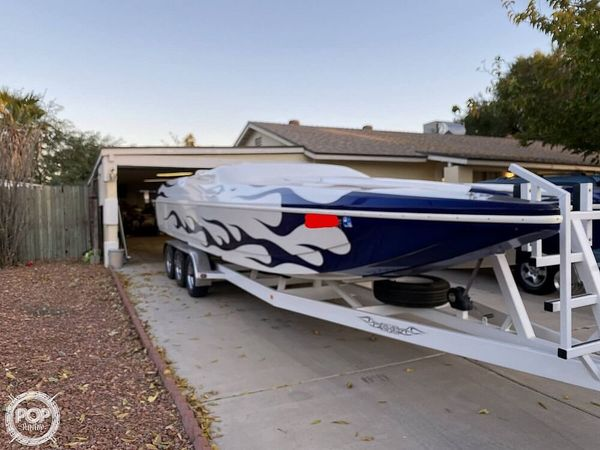 Used Force Boats Offshore High Performance Boat For Sale