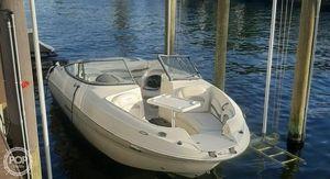 Used Stingray 215LR Sport Deck Bowrider Boat For Sale