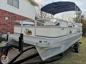 Used Suncatcher Cruise 208 Pontoon Boat For Sale