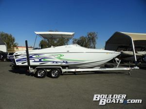 Used Baja 23 Outlaw Ski and Wakeboard Boat For Sale