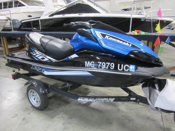 Used Kawasaki Ultra 310X High Performance Boat For Sale