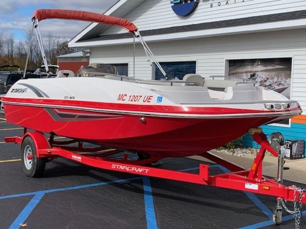 Used Starcraft 201 MDX Deck Boat For Sale