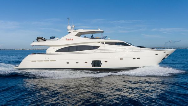 Used Ferretti Yachts Flybridge Boat For Sale