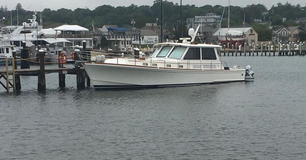 Used Grand Banks Express Cruiser Boat For Sale