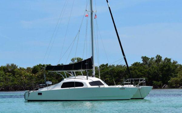 Used Sailcraft Iroquois Mk II Catamaran Sailboat For Sale