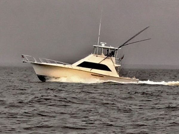 Used Ocean Yachts 48 Supersport Convertible Sports Fishing Boat For Sale