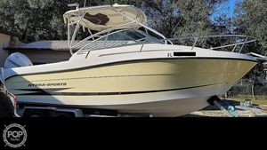 Used Hydra-Sports VECTOR 2200 VX Walkaround Fishing Boat For Sale