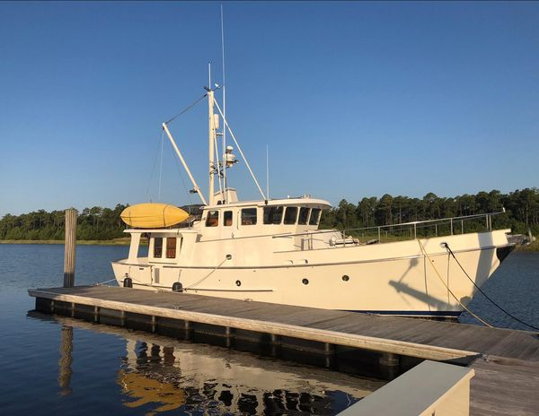 Used Nordhavn 46 Trawler Boat For Sale