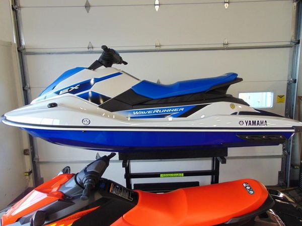 New Yamaha Waverunner EX® Personal Watercraft Boat For Sale