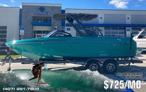 New Malibu Wakesetter Lsv 23 Ski and Wakeboard Boat For Sale