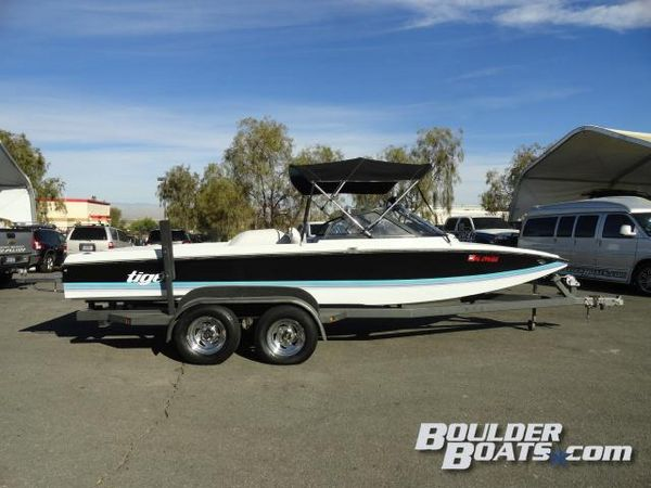 Used Tige 2000 BF Comp Ski and Wakeboard Boat For Sale