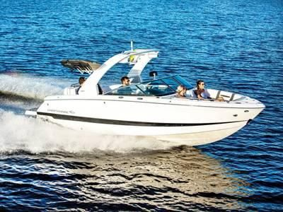 New Chaparral 26 SURF Bowrider Boat For Sale