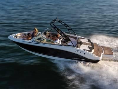 New Chaparral 21 SSi Bowrider Boat For Sale