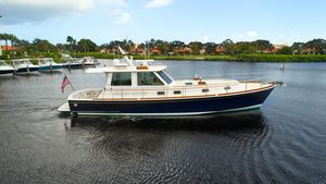 Used Grand Banks 49 Easybay Express Cruiser Boat For Sale