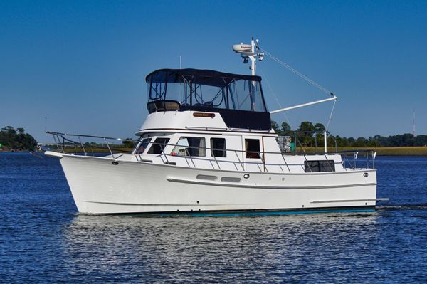 Used Monk Trawler Boat For Sale