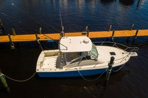 Used Rampage Saltwater Fishing Boat For Sale