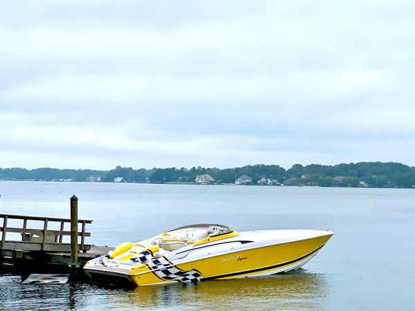 Used Donzi 38 Daytona High Performance Boat For Sale