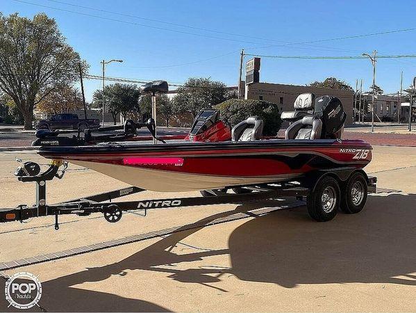 Used Nitro Z18 Bass Boat For Sale