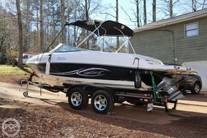 Used Rinker 212 Captiva Bowrider Boat For Sale