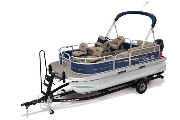 New Sun Tracker BASS BUGGY 16 XL SELECT Pontoon Boat For Sale