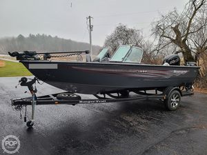 Used Ranger Boats VS1882WT Aluminum Fishing Boat For Sale