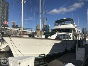 Used Pacemaker 57 Aft Cabin Boat For Sale