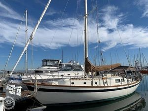 Used Acapulco 40 Cutter Sailboat For Sale