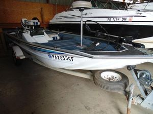 Used Lowe 170 Freshwater Fishing Boat For Sale
