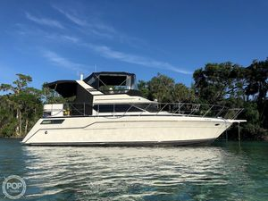 Used Wellcraft San Remo 43 Express Cruiser Boat For Sale
