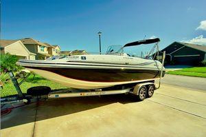 Used Hurricane Sundeck 211 Sport Pontoon Boat For Sale
