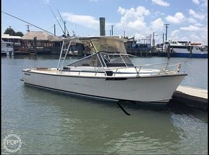 Used Shamrock Sports Fishing Boat For Sale