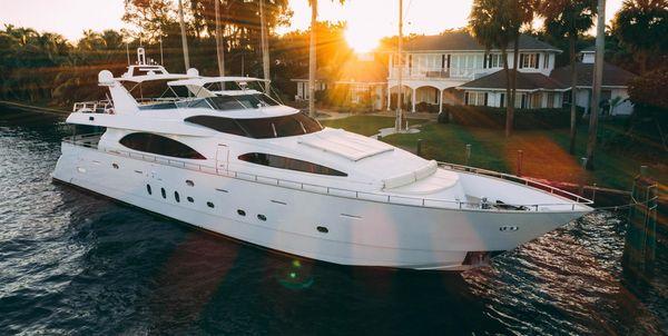 Used Azimut Jumbo Motor Yacht For Sale
