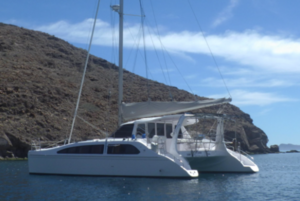 Used Seawind 1250 Catamaran Sailboat For Sale
