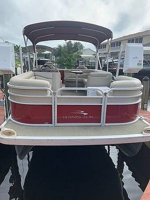 Used Bennington 22ssx Pontoon Boat For Sale