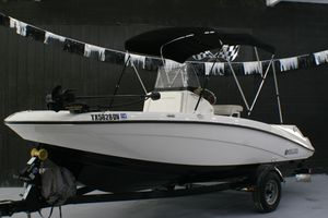 Used Yamaha 190FSH Center Console Fishing Boat For Sale