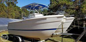 Used Prokat 22 CC Power Catamaran Boat For Sale