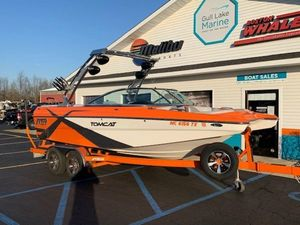 Used Mb 21 Tomcat Cruiser Boat For Sale