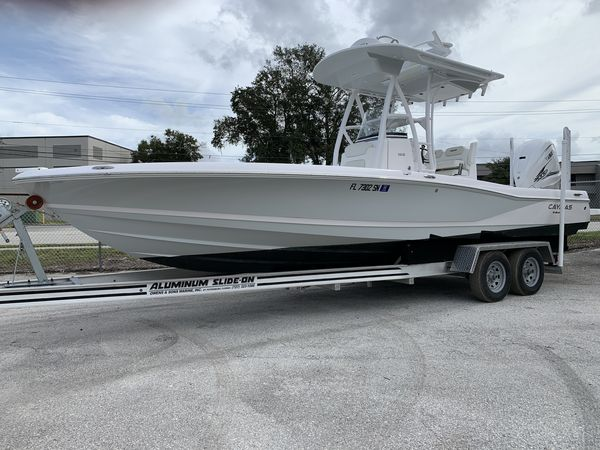 Used Caymas 28HB Bay Boat For Sale