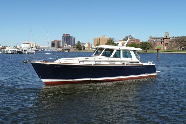 Used Sabre 48 Salon Expres Downeast Fishing Boat For Sale