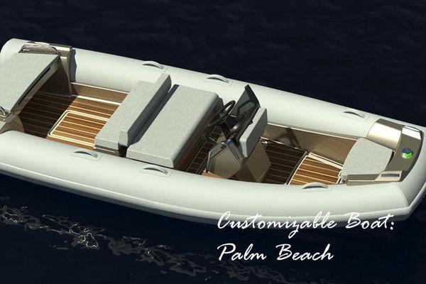 New Argos Nautic 450 Diesel Tender Boat For Sale