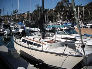 Used S2 8.5 Racer and Cruiser Sailboat For Sale