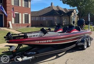 Used Skeeter FX21 Bass Boat For Sale