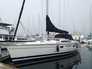 Used Hunter Legend 40.5 Daysailer Sailboat For Sale