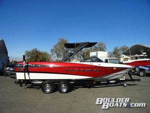 Used Malibu Wakesetter 247 LSV Ski and Wakeboard Boat For Sale