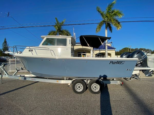 New Parker Sport Cabin 2520 XLD SC Sports Fishing Boat For Sale