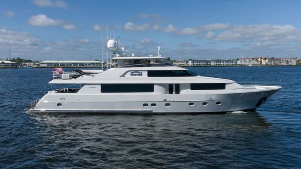 Used Westport Motor Yacht For Sale