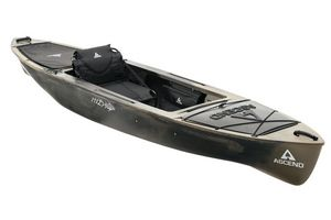 New Ascend H12 Hybrid Sit-In (Camo) Kayak Boat For Sale